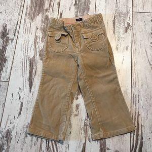Straight-cut Corduroy Jeans